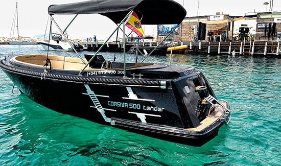 Boat Rental Moraira Calpe