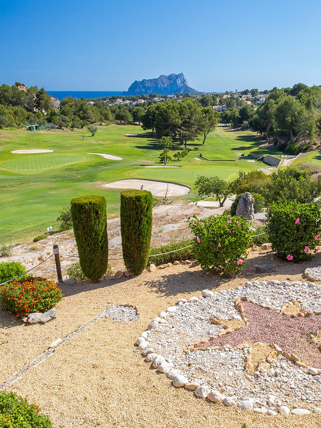 Golf Club Moraira Calpe Benissa