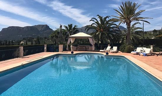 Hotel La Madrugada Pool
